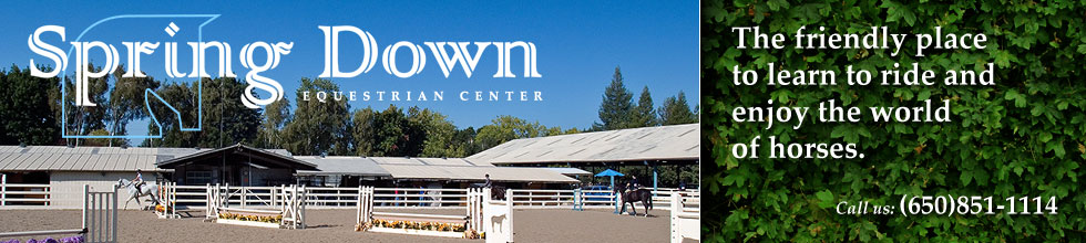 Spring Down Equestrian Center